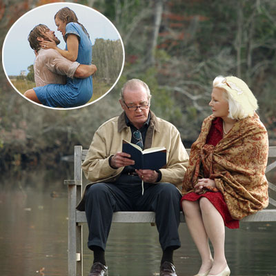The notebook movie essay