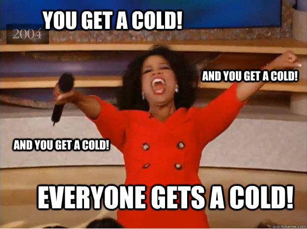 Sick Meme Oprah
