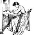 Lady writer mymurgi dot com