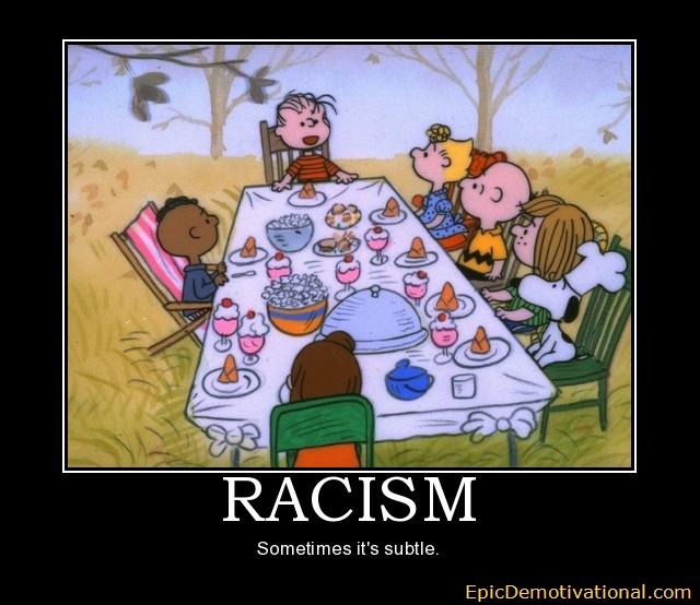 Racism Subtle