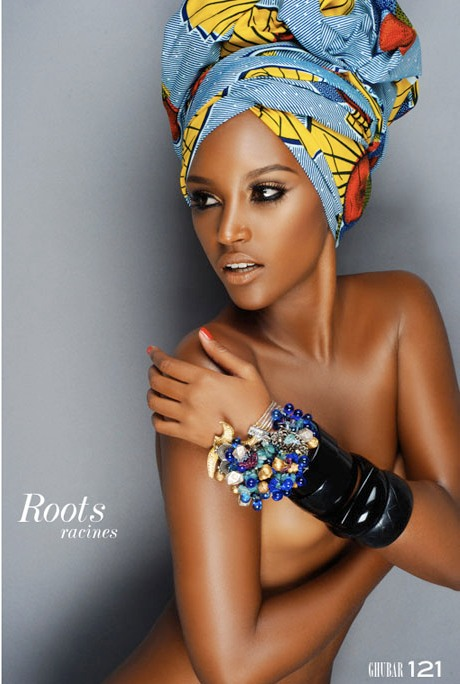 African head wrap fashionfordames dot blogspot dot com