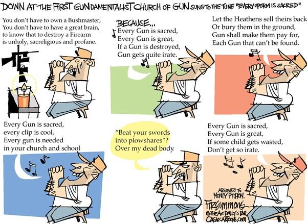 Guns are Sacred END David Fitzsimmons The Arizona Star