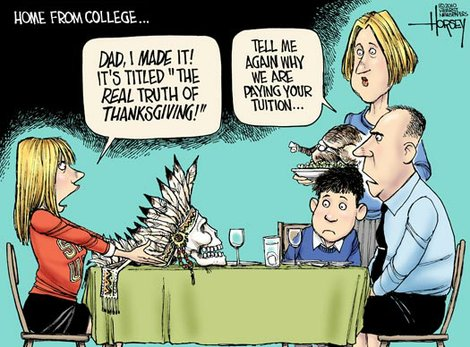 Thanksgiving The Real Truth