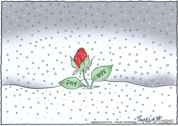2014 Hope Bob Englehart The Hartford Courant