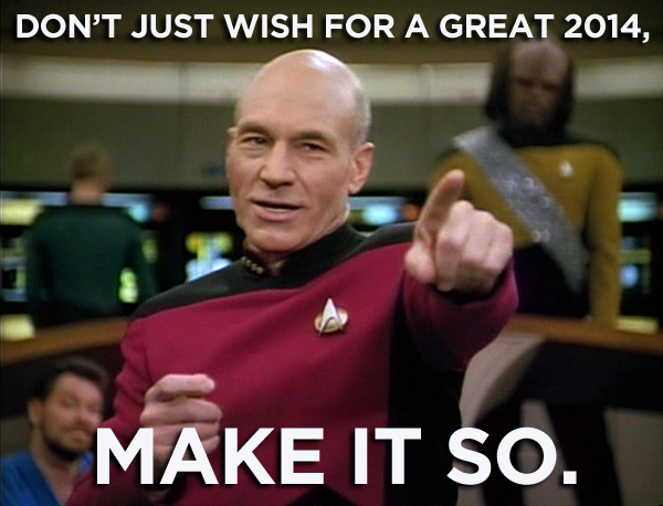 NEW YEARS MEME STAR  TREK end