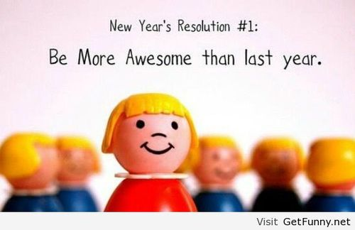 New Year's Resolution Dolls