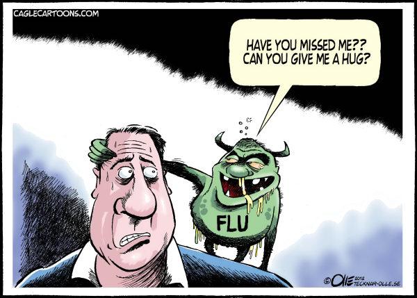 Flu Season Olle Johansson Sweden