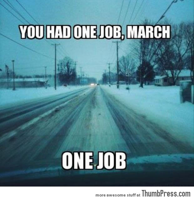 March One Job quoteko dot com