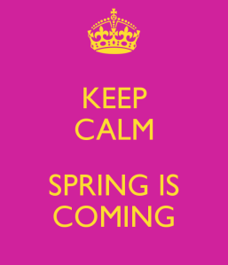 Spring is coming End keepcal dash o dash matic dot co dot uk