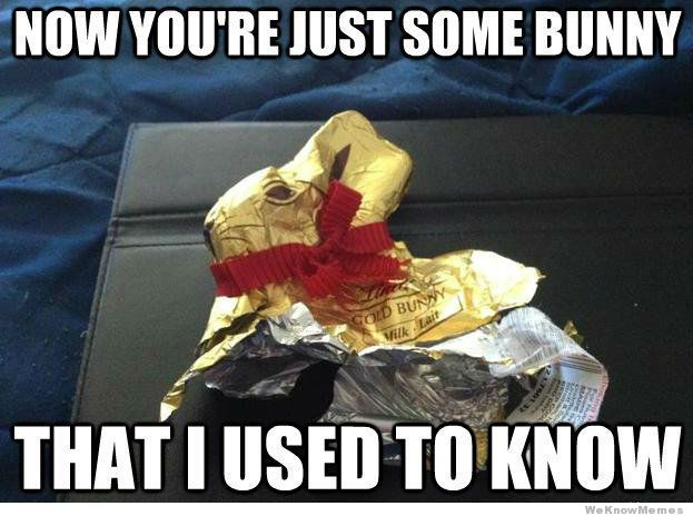 Easter Meme FB