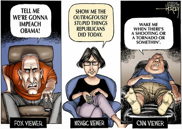 Viewers David Horsey Los Angeles Times