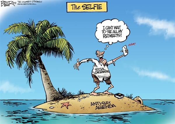 Anti Gay Agenda Nate Beeler The Columbus Dispatch