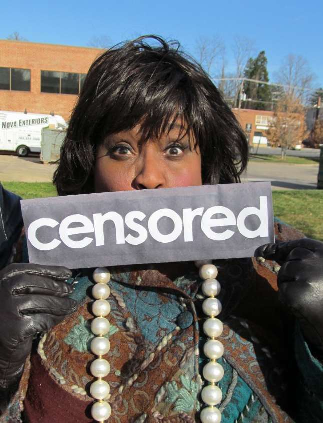 Eleanor Censored