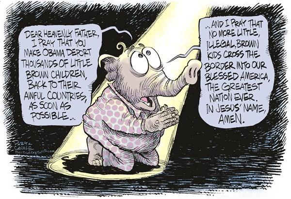 Republican Prayers