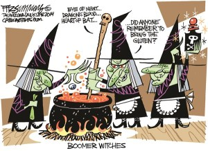 Baby Boomer Witches David Fitzsimmons The Arizona Star