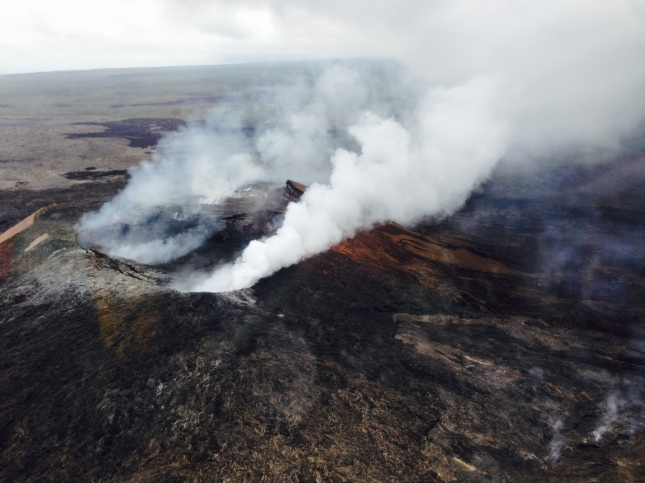 Volcano on Hawaii ETomczyk Photo Credit