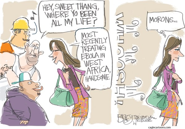 Cat Calls Pat Bagley Salt Lake Tribune
