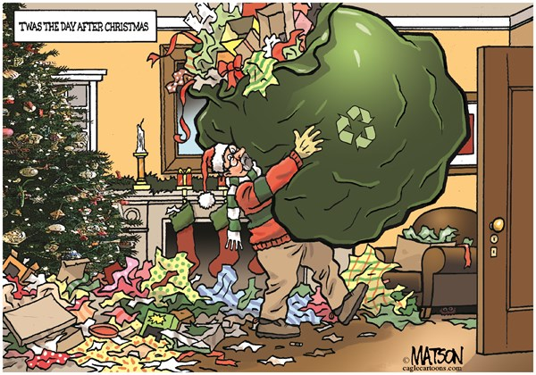 Day After Christmas RJ Matson