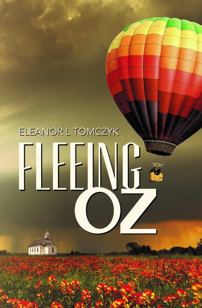 Fleeing Oz Cover jpg