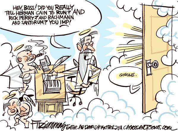 Did God Really Say David Fitzsimmons The Arizona Star