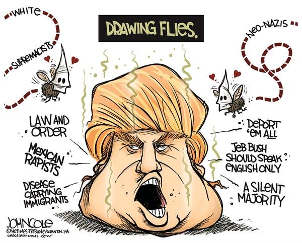 Trump Crazy John Cole The Scranton Times Tribune