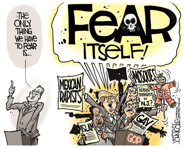 Replacing Fear with Gratitude John Cole The Scranton Times Tribune