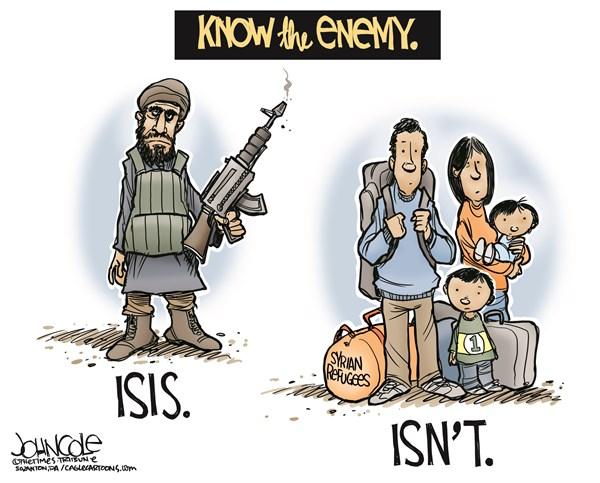 Know Your Enemy John Cole The Scranton Times Tribune