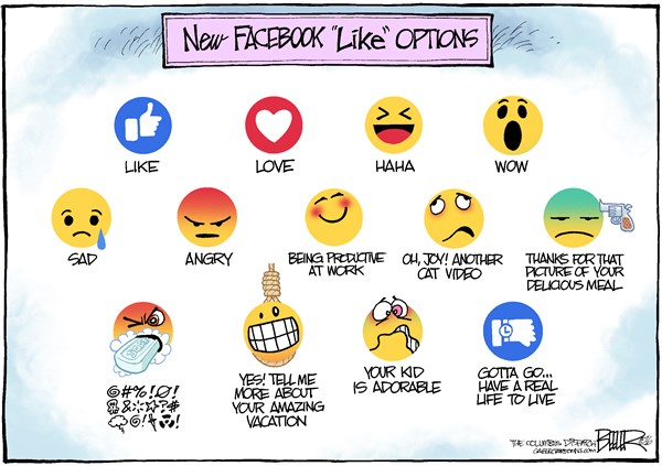 Facebook Likes Nate Beeler The Columbus Dispatch