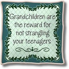 Grandchildren award
