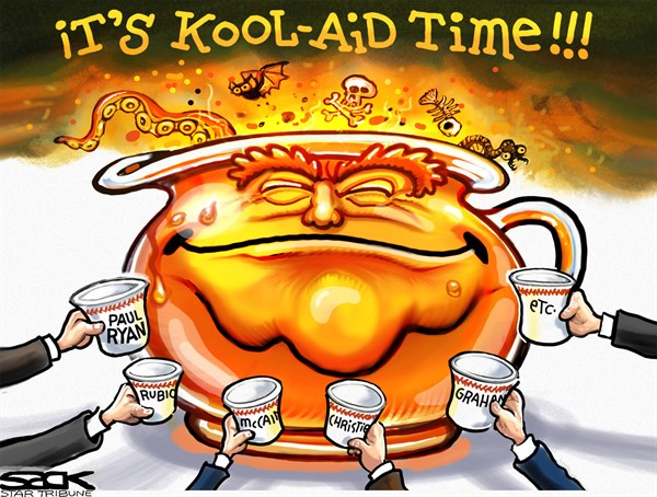 Kool Aid Time Steve Sack The Minneapolis Star Tribune