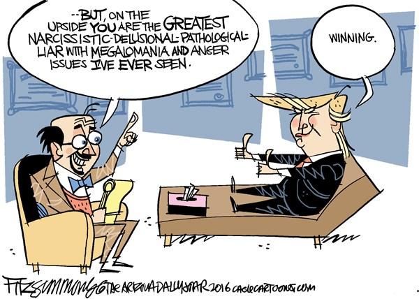 Trump Analysis David Fitzsimmons The Arizona Star