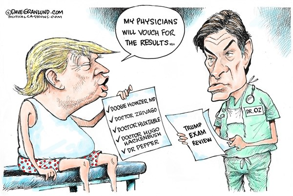 trump-medical-exam-dave-granlund-politicalcartoons-com