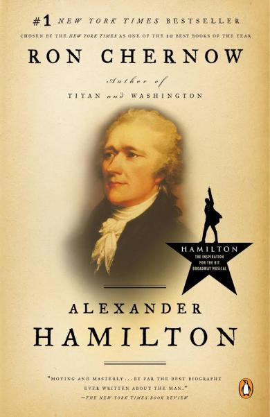 Alexander Hamilton Chernow
