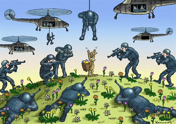 Easter in Europe Marian Kamensky Austria