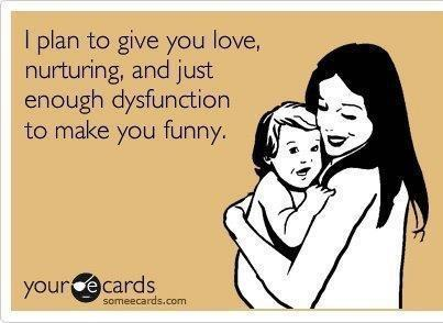 Mom Dysfunction