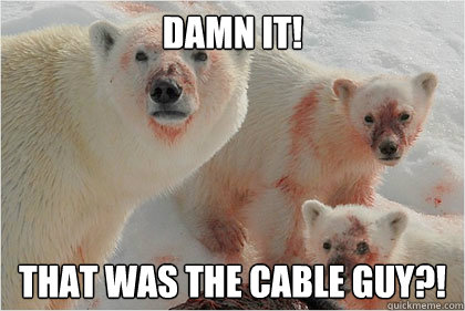 Dead Cable Guy