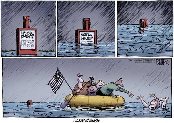 National Uniy Nate Beeler The Columbus Dispatch