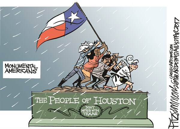 People of Houston David Fitzsimmons The Arizona Star