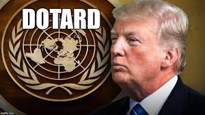 Dotard Trump