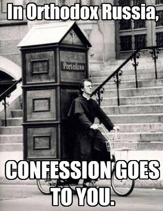 Confession Goes to You