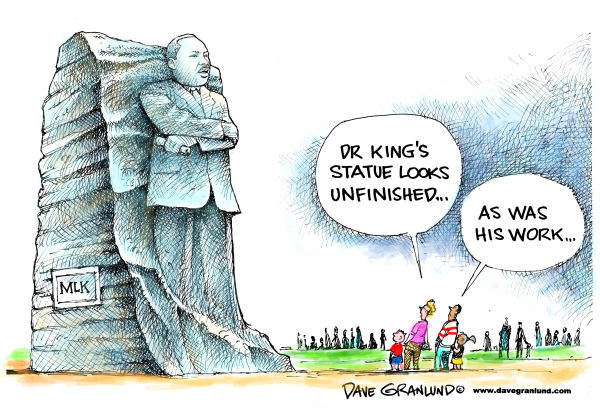 Gone too soon Dave Granlund Politicalcartoons com
