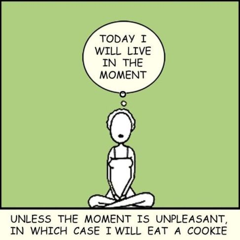 Living in the Moment FB