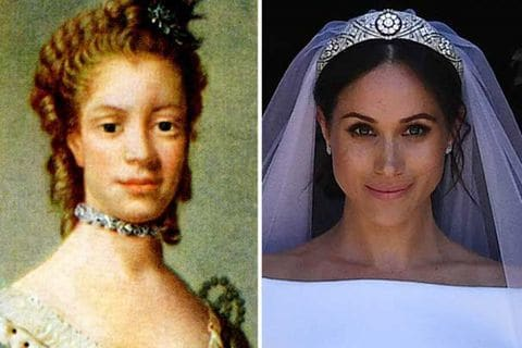 Queen Charlotte Meghan Markle WP