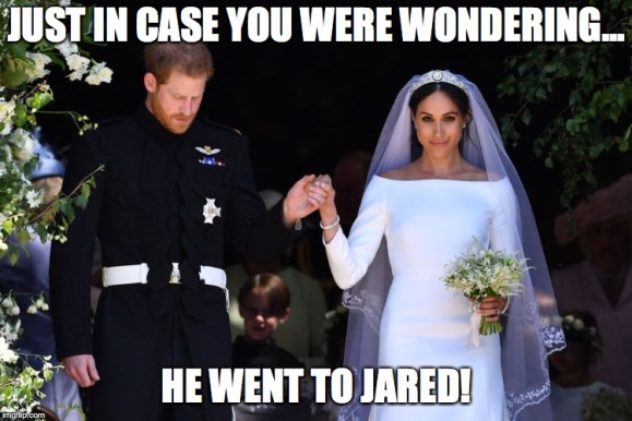 Royal Wedding Imgflip