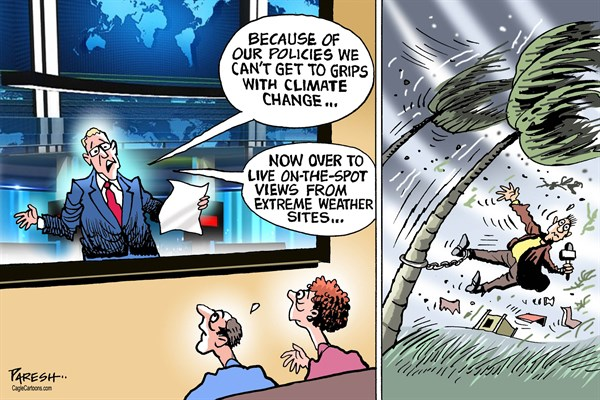 Extreme Weather Sites Paresh Nath The Khaleej Times UAE
