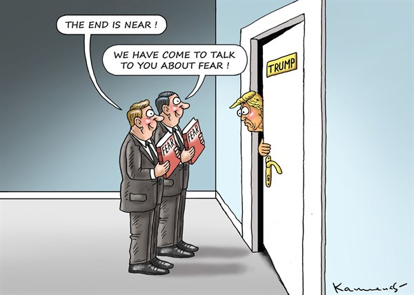 The End is near Marian Kamensky Austria